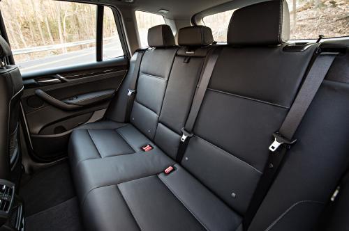 2014年 2代目後期 BMW X3 内装