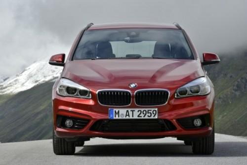 BMW 218d アクティブツアラー