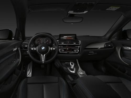 BMW 2シリーズ 内装