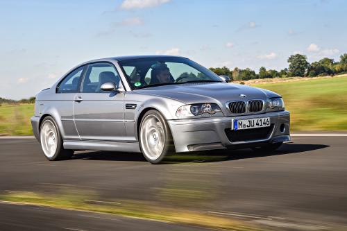 BMW M3 E46型