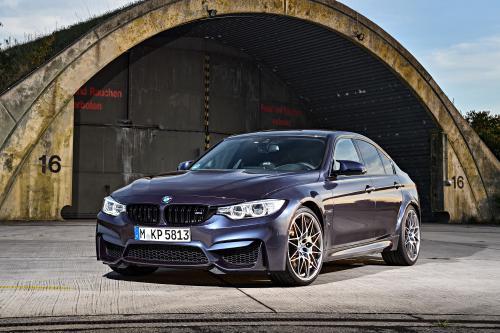 BMW M3 F80型