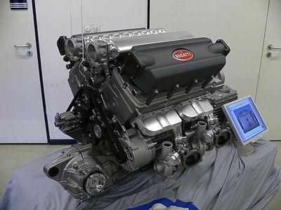 フォルクスワーゲン W型16気筒エンジン