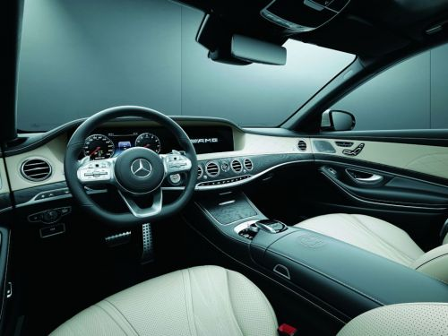 メルセデスベンツ 新型Sクラス S63