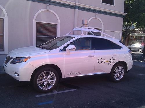 グーグル 自動運転
