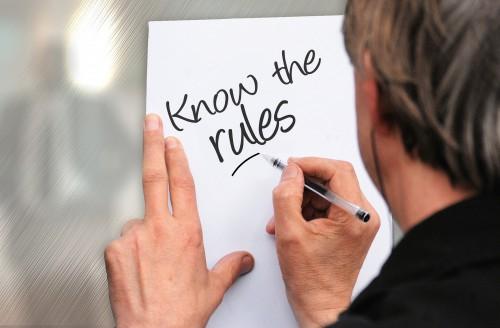 法律 ルール
