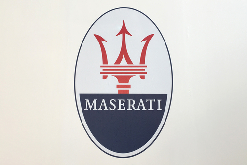 マセラティ ロゴ