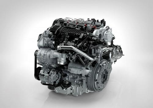ボルボ V60 エンジン