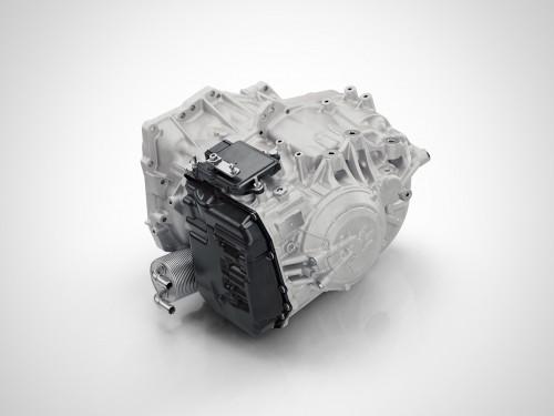 ボルボ V60 トランスミッション