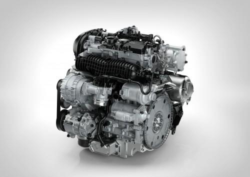 ボルボXC90 T6ガソリンエンジン