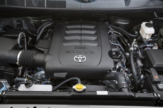 2014-2017年トヨタ タンドラ 5.7L エンジン