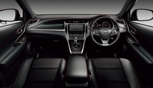 トヨタ 新型ハリアー 2017年 マイナーチェンジモデル6