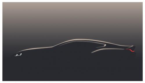 新型BMW 8シリーズ ティザー画像