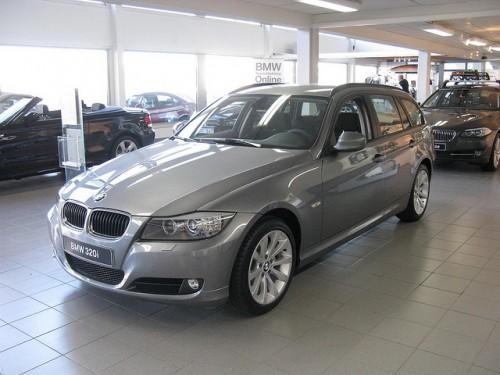 BMW 3シリーズ ツーリング 外装