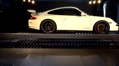 スーパーカー 自動販売機 2008 Porsche GT3 RS