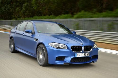 BMW M5 2013年型 外装