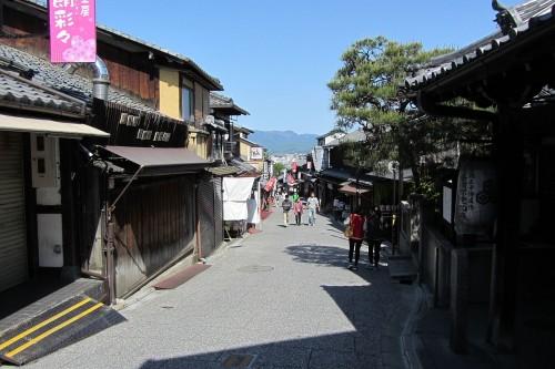 京都清水寺周辺で料金の安いおすすめ駐車場