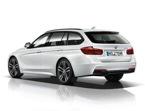 BMW 3シリーズ M Sport Edition Shadow リア