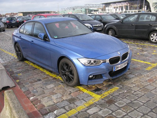 BMW 320i M Sport 外装