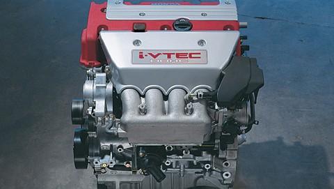 ホンダ エンジン K20 DOHC i-VTEC