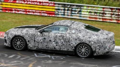 BMW 新型8シリーズ2