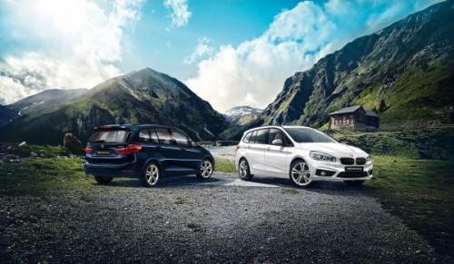 BMW 218d Xdrive