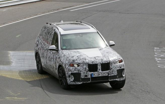 BMW X7 Ring