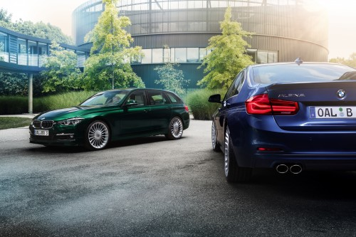 BMW アルピナ B3 ビターボ