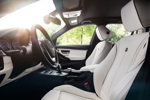 BMW アルピナ B3 ビターボ 内装