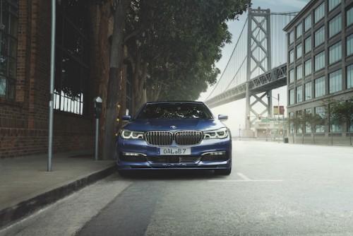BMW アルピナ B7 ビターボ