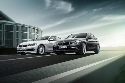 BMW アルピナ D3 ビターボ