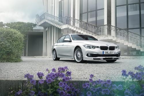 BMW アルピナ D3 ビターボLimousine