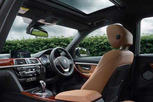 BMW アルピナ D3 ビターボ 内装