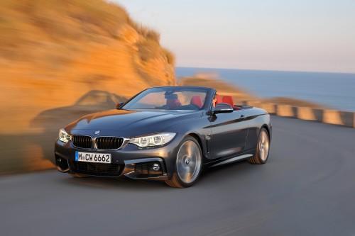 2016年 BMW 4シリーズ カブリオレ Mスポーツパッケージ