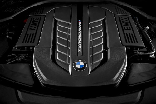 BMW 7シリーズ M760Li 2016年