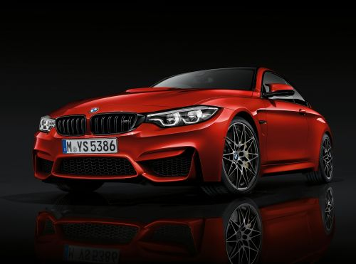 BMW M4 Competition(2017年)