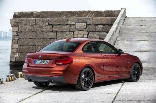 BMW 新型 2シリーズ クーペ 2017年8月