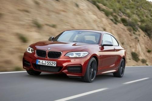 BMW 新型 2シリーズ クーペ