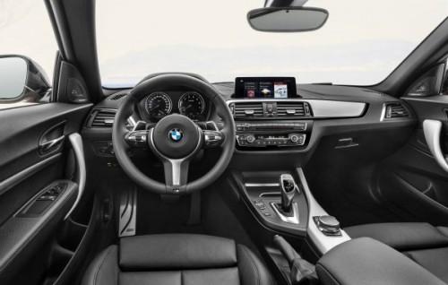 BMW 新型 2シリーズ クーペ 内装