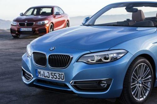 BMW 新型2シリーズ クーペ カブリオレ 2017年8月