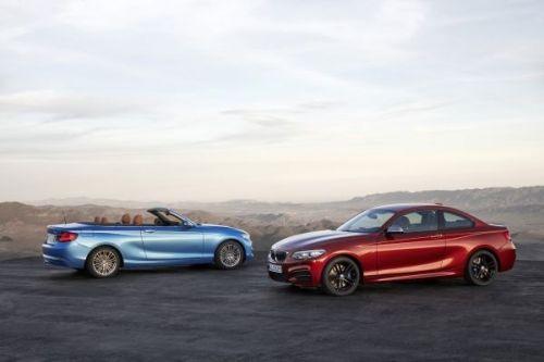 BMW 新型2シリーズ 2017年8月