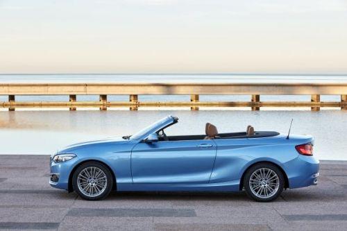 BMW 新型 2シリーズ カブリオレ 2017年8月