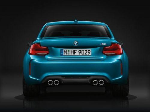 BMW 新型 M2クーペ 2017年8月