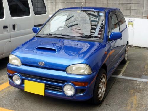 スバル ヴィヴィオ RX-R KK4