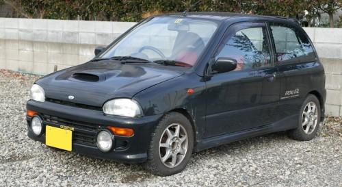 スバル ヴィヴィオRX-R 1992年