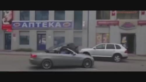 日産 GT-R 事故
