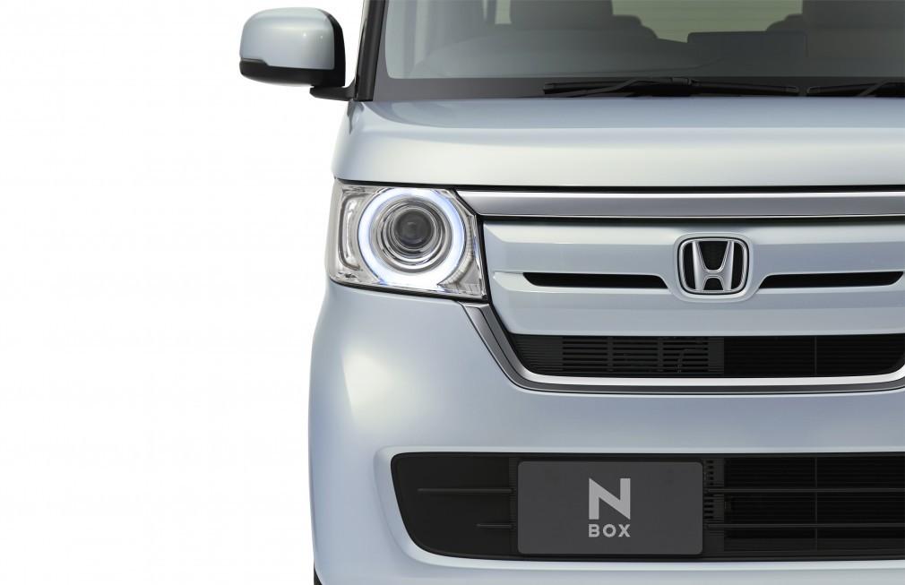 新型 ホンダ N-BOX 試作車 2017年秋フルモデルチェンジ