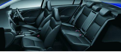 新型 ホンダ グレイス HYBRID EX・Honda SENSING(ブラック/コンビシート)