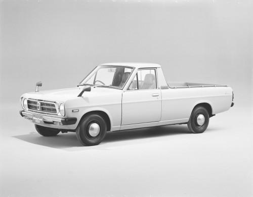 日産サニートラック2代目中期型1978年