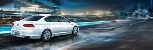 VW パサート GTE 1