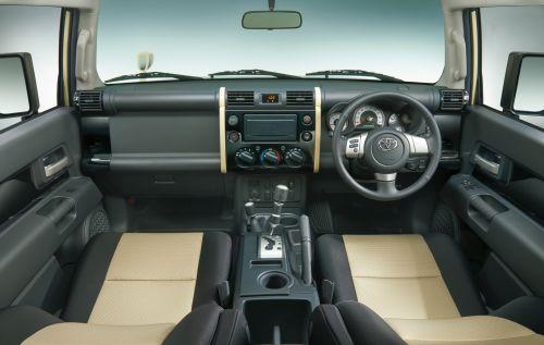 トヨタ 特別仕様車 FJクルーザー Final Edition(ファイナルエディション)